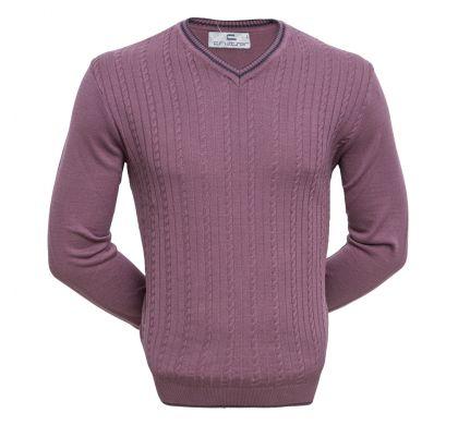 Пуловер ( 1765V ), цвет коричневый, D.Steech, фото № 1