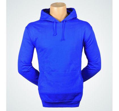 Толстовка с капюшоном, цвет Синий, D.Steech, фото № 1