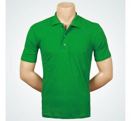Футболка поло (Т-007 ), цвет Темно-зеленый, D.Steech, фото № 5