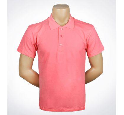 Футболка поло (Т-007 ), цвет Розовый, D.Steech, фото № 10