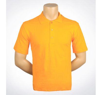 Футболка поло (Т-007 ), цвет Желтый, D.Steech, фото № 11