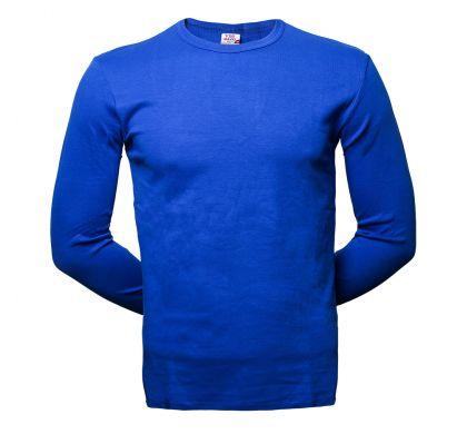 Футболка с рукавом (FD-1A), цвет синий, D.Steech, фото № 2
