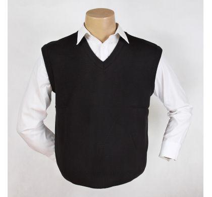 Плотная облегающая жилетка (741), цвет черный, D.Steech, фото № 4
