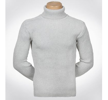 Облегающий свитер (519D ), цвет Светло-серый, D.Steech, фото № 1