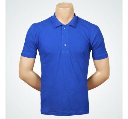 Футболка поло (Т-007 ), цвет Синий, D.Steech, фото № 6