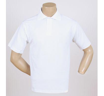 Футболка поло (Т-007 ), цвет Белый, D.Steech, фото № 12