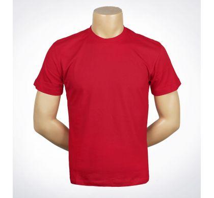 Футболка 100% хлопок (P-26A), цвет Бордовый, D.Steech, фото № 13