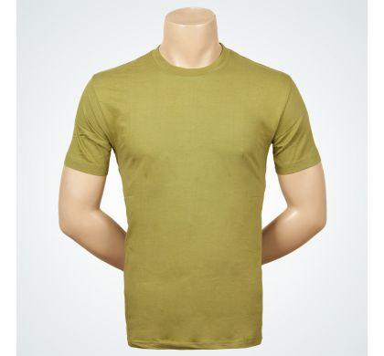 Футболка 100% хлопок (P-26A), цвет Оливковый, D.Steech, фото № 4