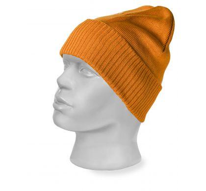 Молодежная шапка-колпак (1202), цвет горчица, D.Steech, фото № 1