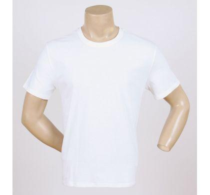 Футболка подростковая 100% хлопок (D-01A), цвет Белый, D.Steech, фото № 15