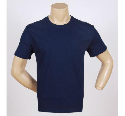 Футболка подростковая 100% хлопок (D-01A), цвет Темно-синий, D.Steech, фото № 17