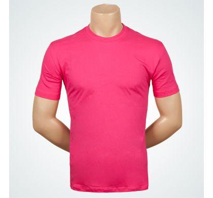 Футболка подростковая 100% хлопок (D-01A), цвет Малиновый, D.Steech, фото № 7