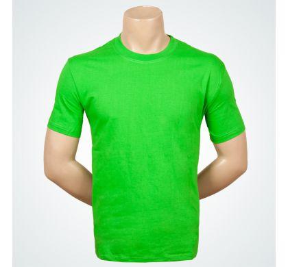 Футболка подростковая 100% хлопок (D-01A), цвет Салатовый, D.Steech, фото № 5