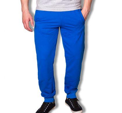 Спортивные брюки с манжетами ( T-3027 ), цвет синий, D.Steech, фото № 2