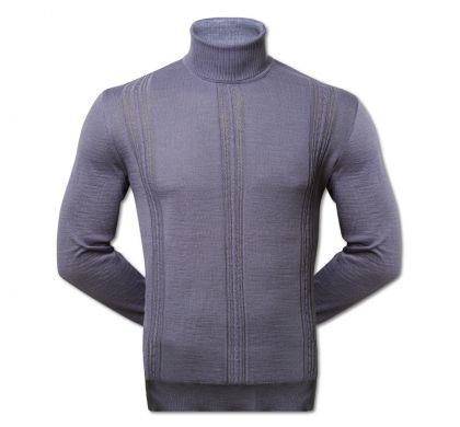 Тонкий свитер (AR17), цвет серый, D.Steech, фото № 5